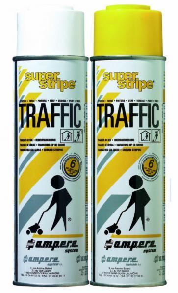 Perfekt Striper Golvmarkeringsfärg - Traffic Extra