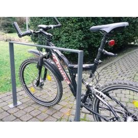 Cykelställ/avspärrningsbygel - 50x12mm