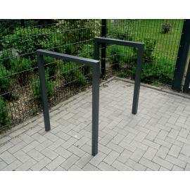 Cykelställ/avspärrningsbygel 80x20mm