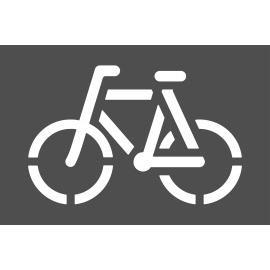 Konstmaterialschablon, Cykel
